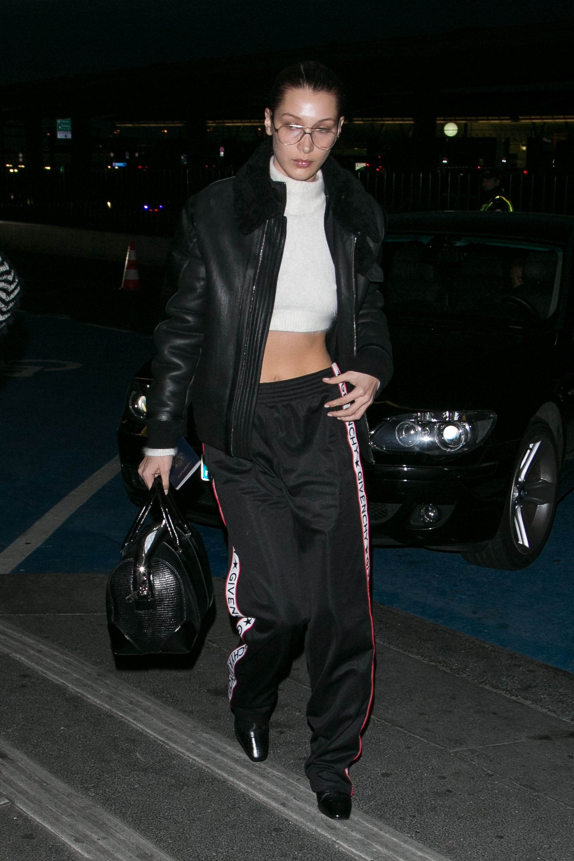 Bella Hadid: Style File