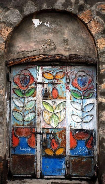 Двери - Артефакты, диковинки, интересности...