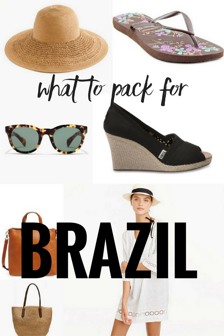 What to pack for Brazil: From Beaches to Nightlife | This Is My Happiness