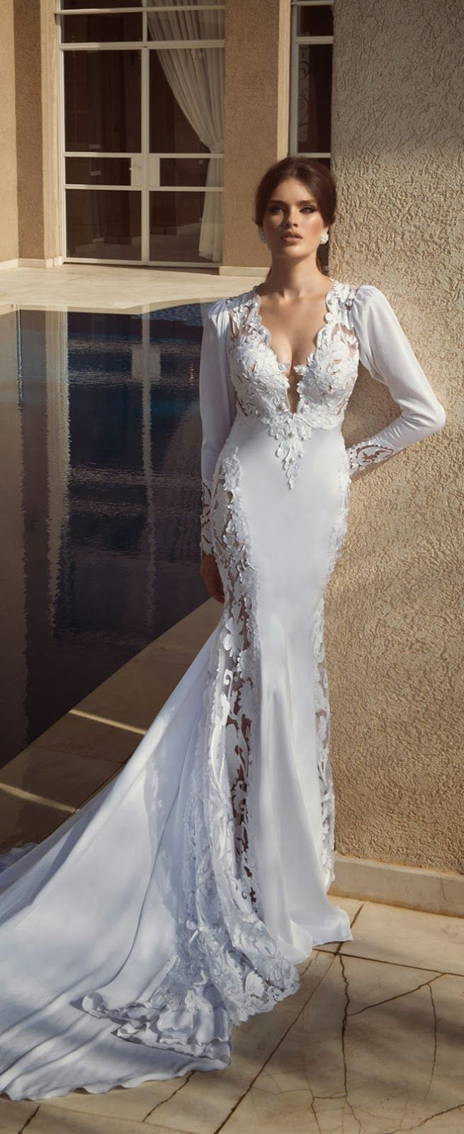 Oved Cohen 2014 Wedding Dress Collection – Part 2