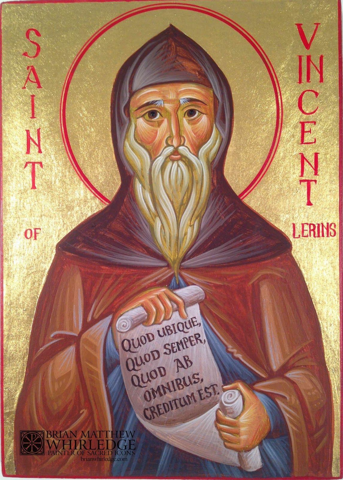 St. Vincent of Lerins Zaragoza, Spanje