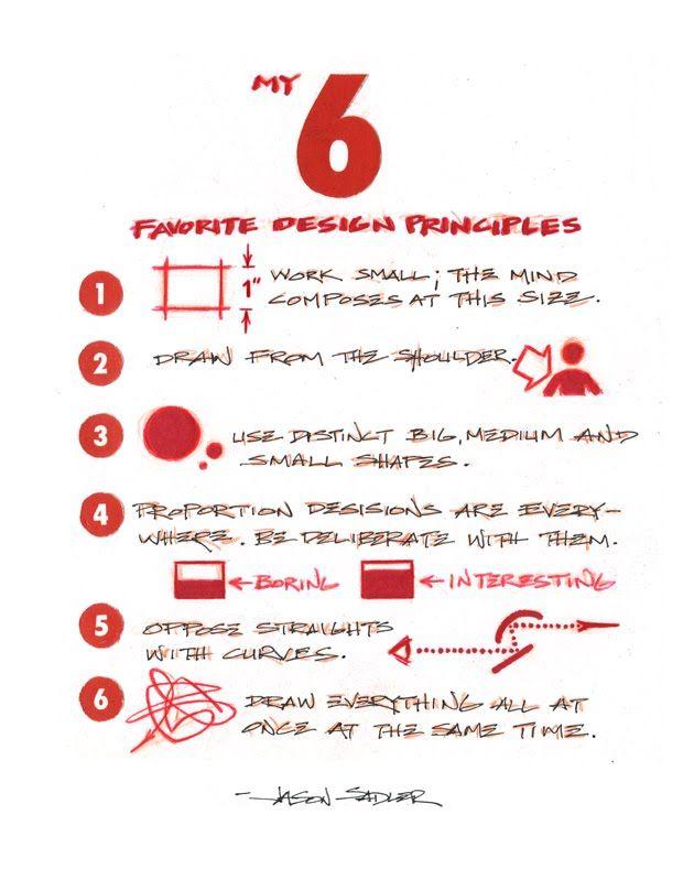 Character Design Principles : Jason sadler s six favorite design principles my
