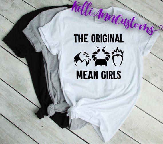 Mean Girls Shirt, Womens Disney Shirt, Halloween Disney ...