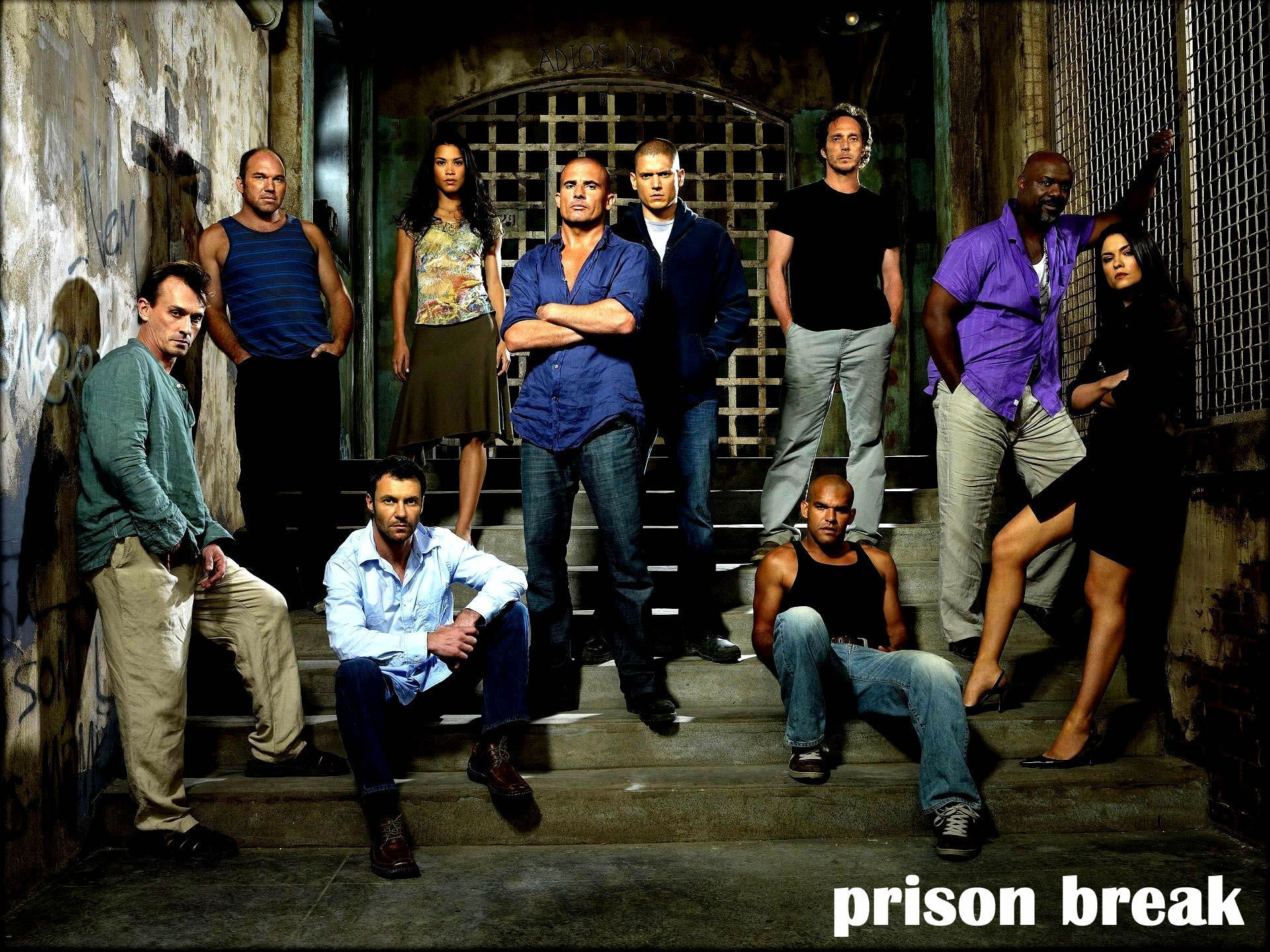 Prison Break Season Wallpapers Wallpaper Wallpapers For Desktop