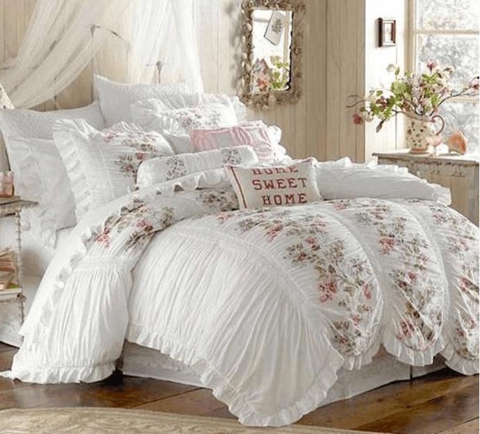 Letti shabby chic: prendi spunto per la tua camera | romantic ...