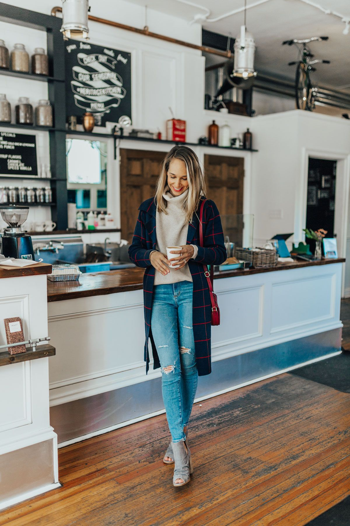 7 Cozy Outfits to Wear this Fall | Style & Outfit Ideas | Pinterest ...