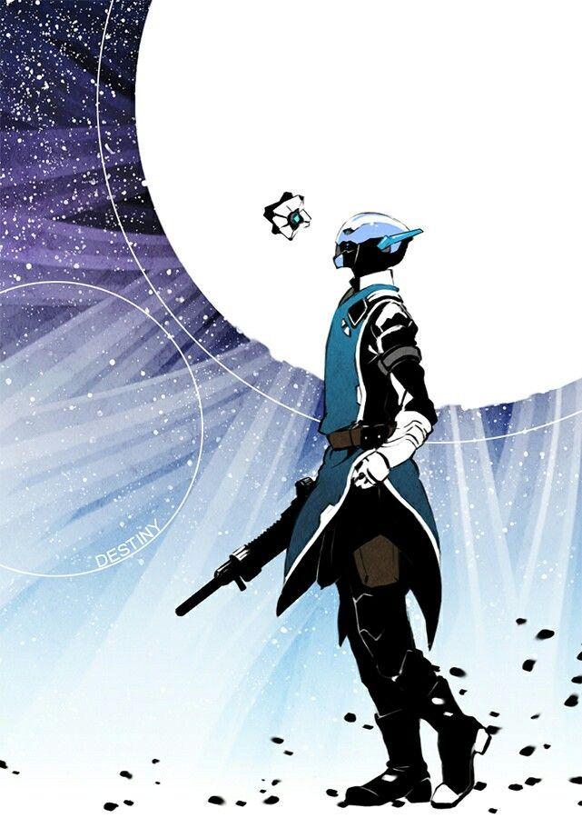 Image result for destiny guardian art