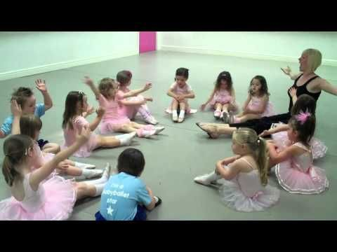 Welcome To Babyballet Song And Dance Academy Mini Movers Class