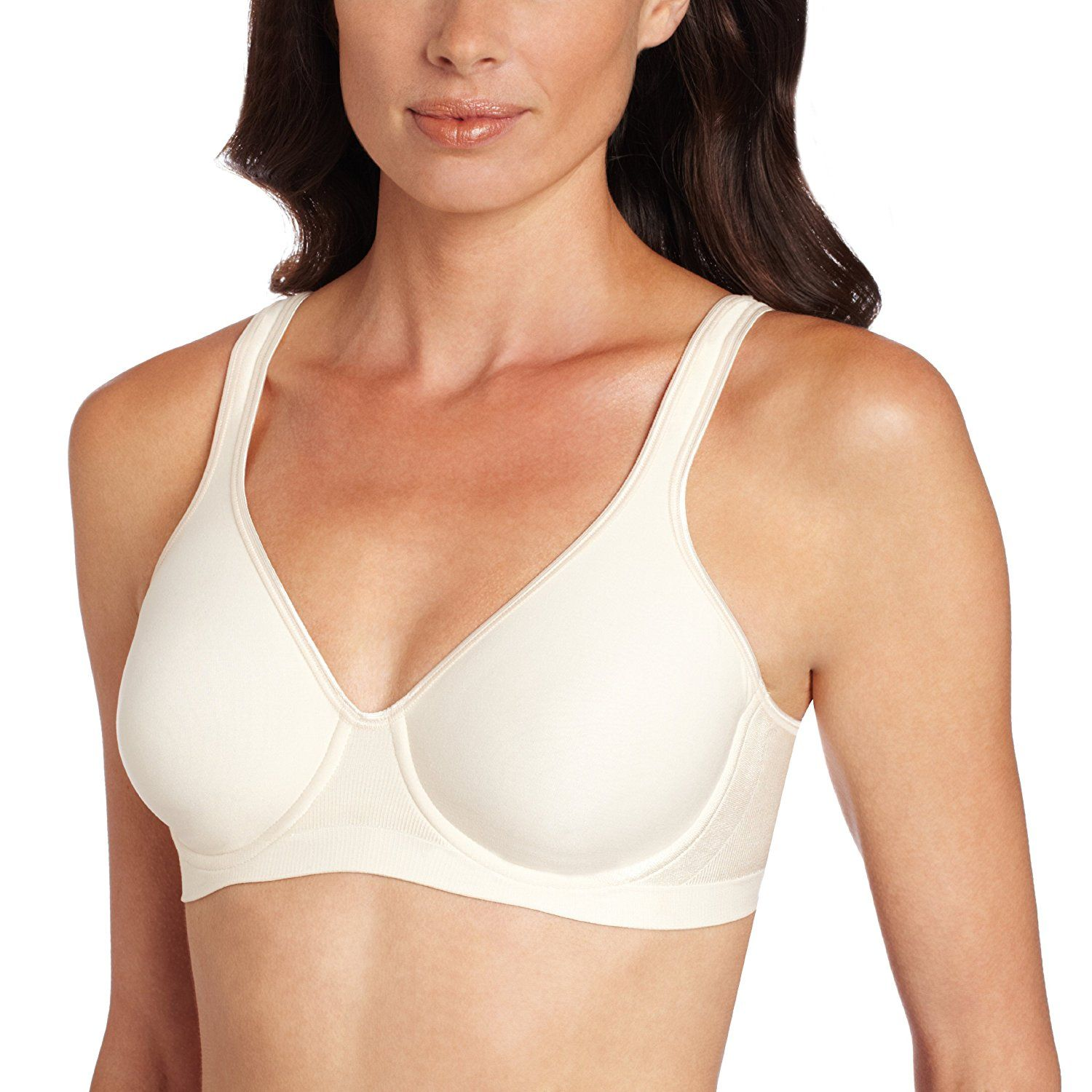 9b739bdc12bb8 Bali Women s Comfort Revolution Underwire Bra with Smart Sizes -- This is  an Amazon Affiliate