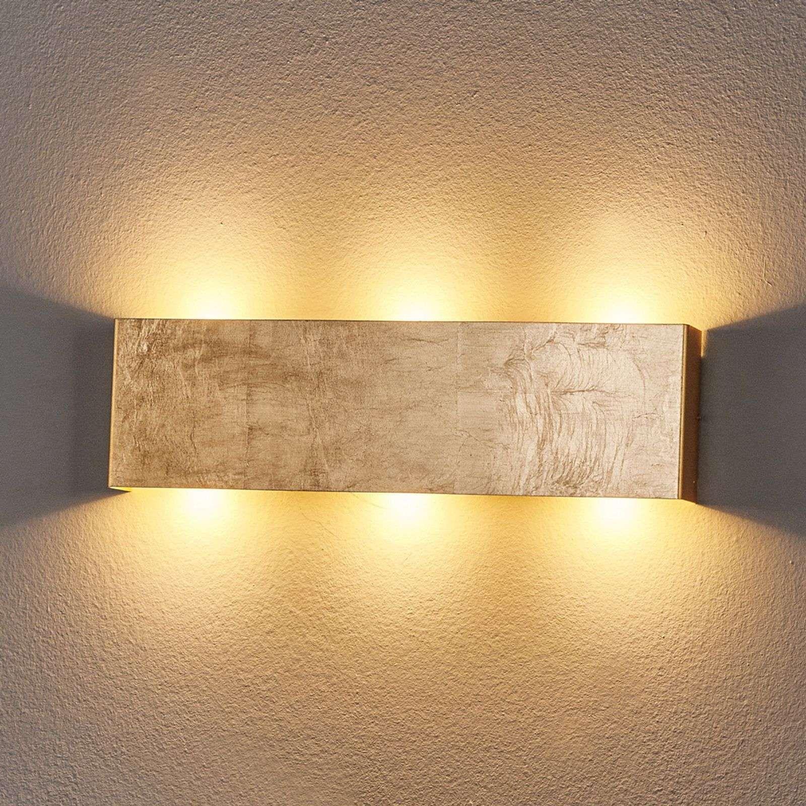 LUXE DEL plafond éclairage Gold-Noir éclairage Salon Chambre Lampe Variateur