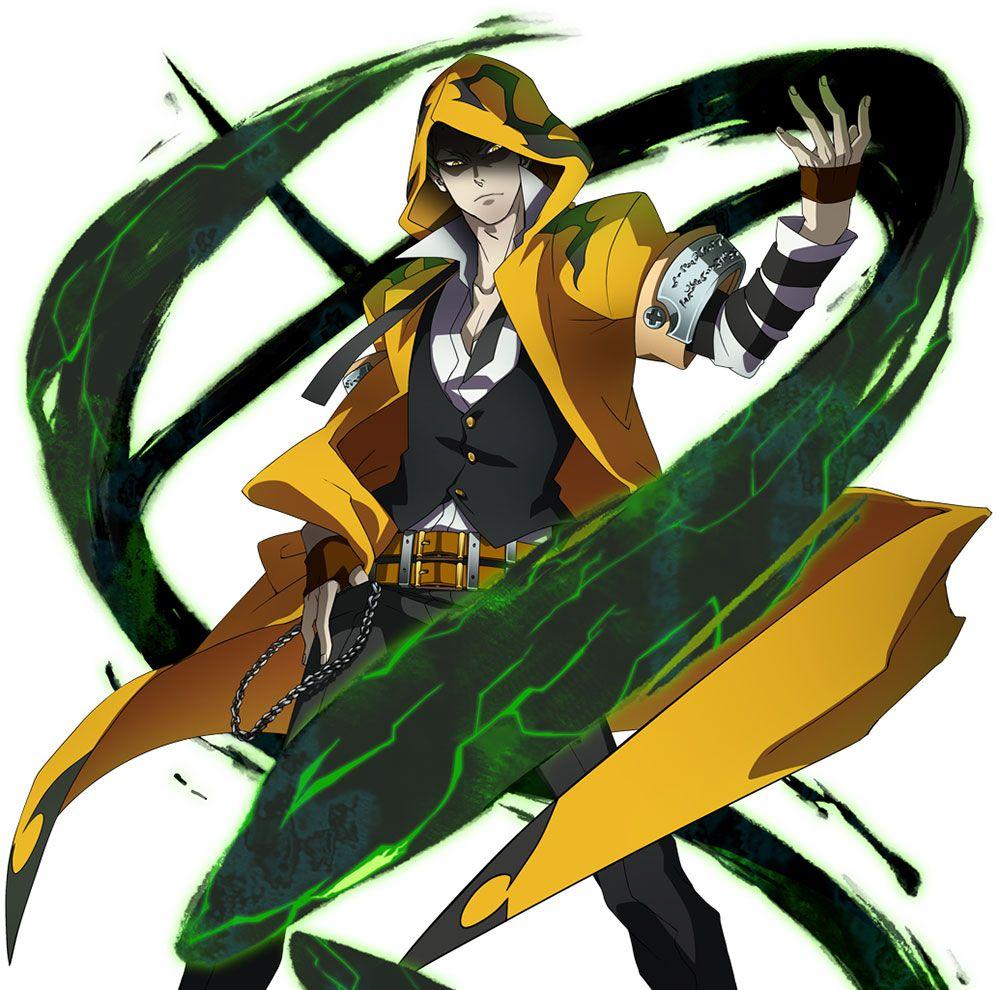 Yuuki Terumi from BlazBlue Chrono Phantasma Character
