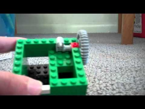 How to make a Lego Candy Machine - YouTube | legos | Pinterest ...