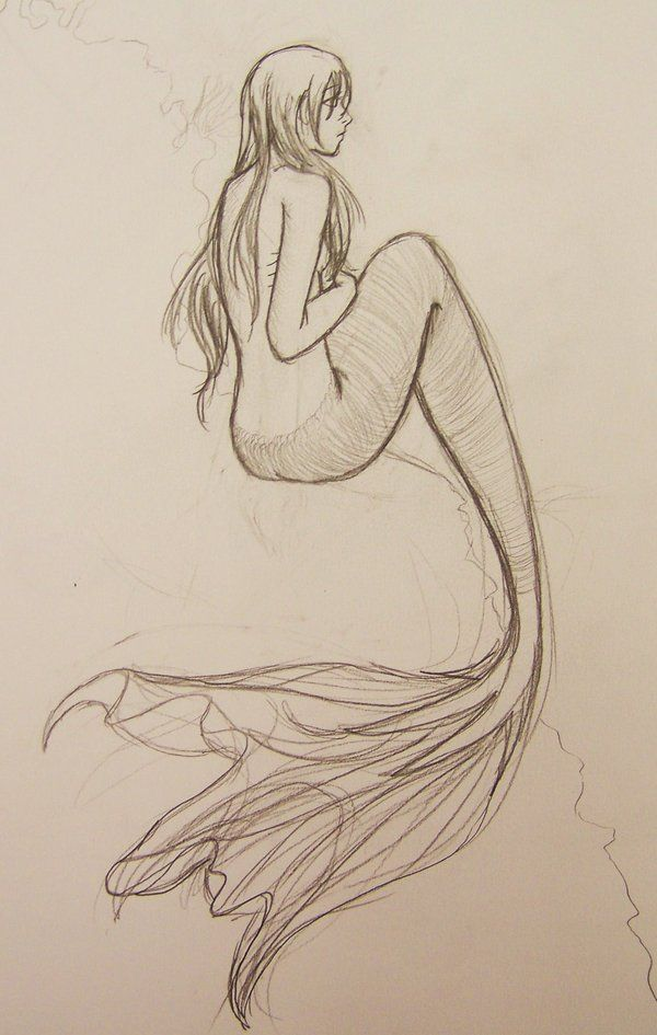Photo of mermaid #by #~Nseiki102 #on #deviantART #- #I #love #the #fin #on #this #one #too #:) ,  #dev…