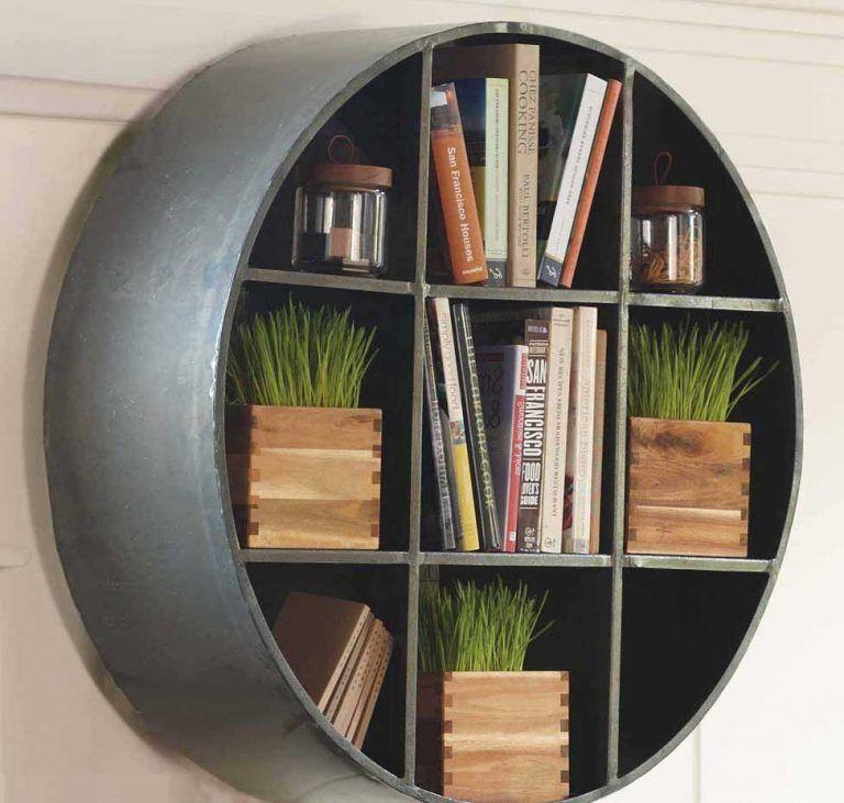 round wall art uk