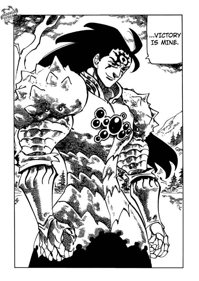 Pin de AladdinDaDjinn em Seven Deadly Sins Nanatsu