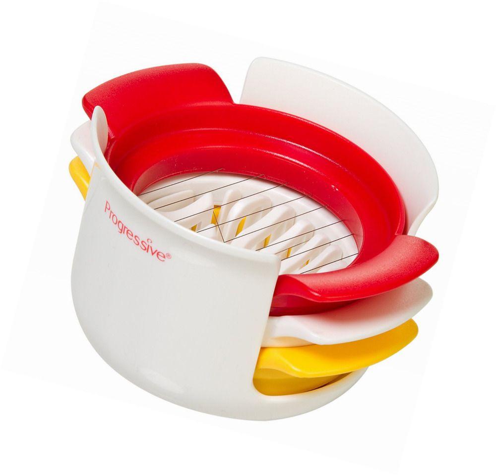 Awesome Kitchen Gadgets Ideas Kitchengadgets Awesomekitchengadgets Progressive Compact Egg Slicer Non Skid Base Utensils New 10 11 End