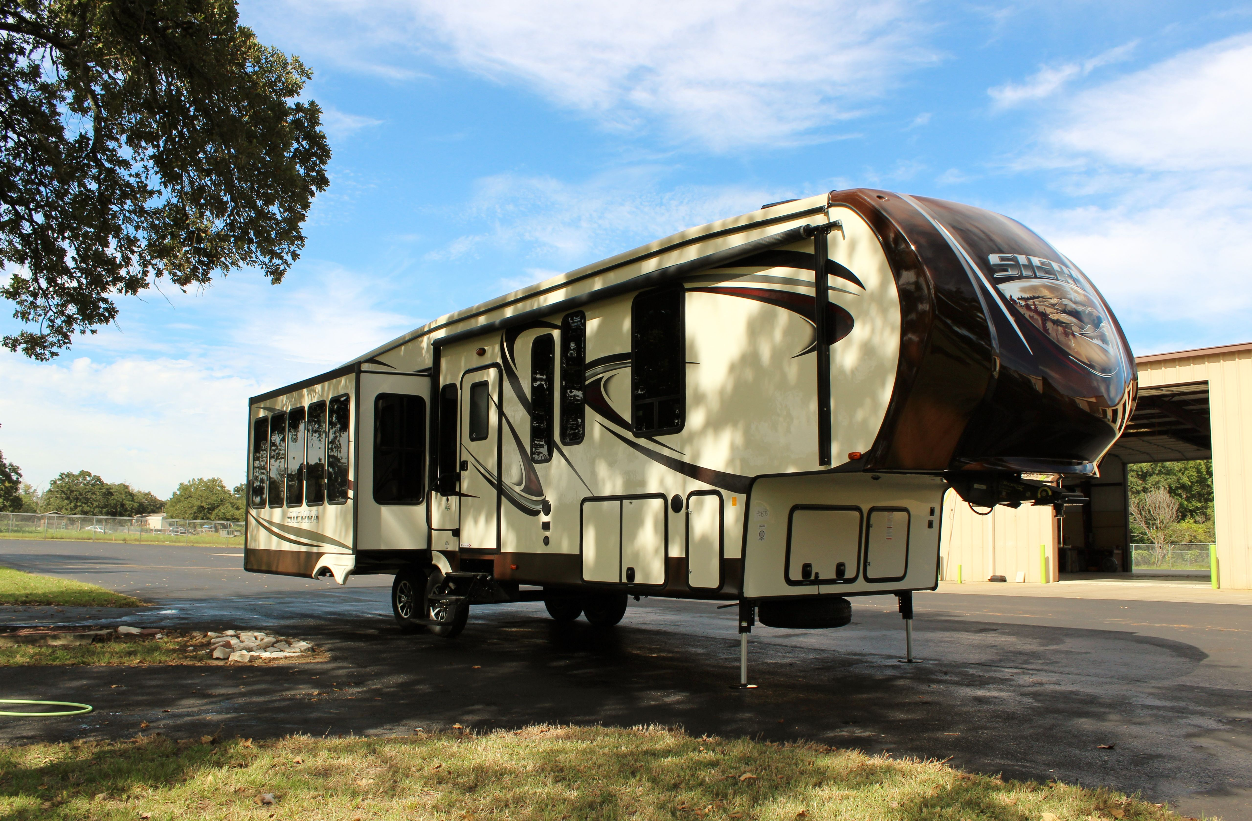 2015 Forest River Sierra 346rets Recreational Vehicles Forest River College Station