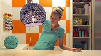 Lighting ideas on a Budget.... Christina Bell - YouTube ... on