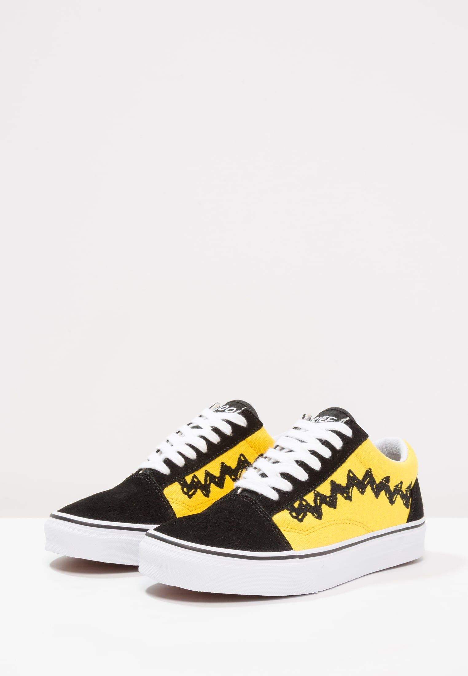 999f4ac5df Vans PEANUTS UA OLD SKOOL - Sneakers basse - black - Zalando.it ...