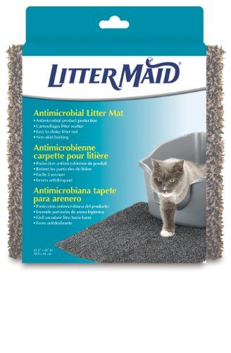 LitterMaid Litter Mat 232 By 26Inch ** Read More At The
