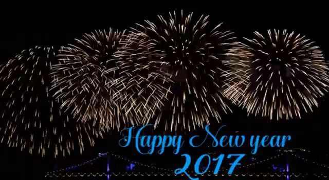 Happy New Year Animated Video Greeting Card Funnytube In