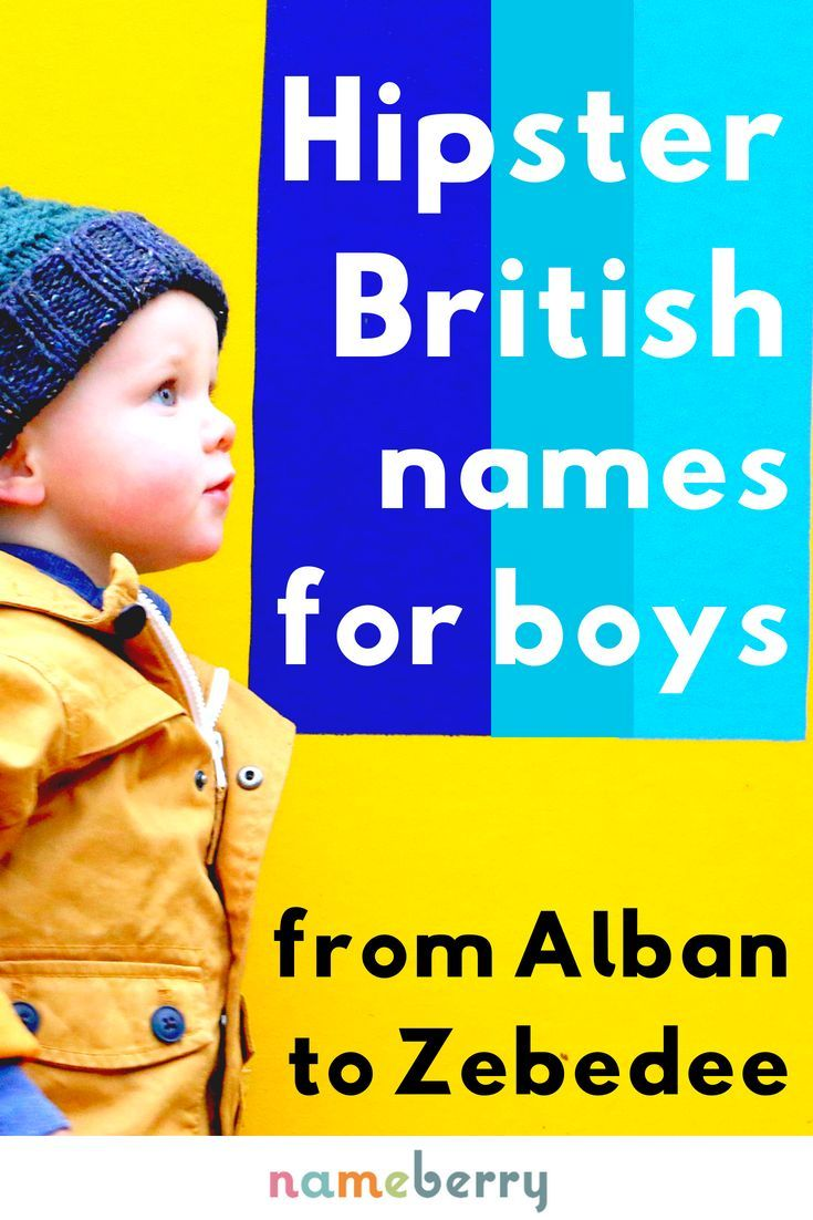 Cool British baby names for boys beyond George and James ...