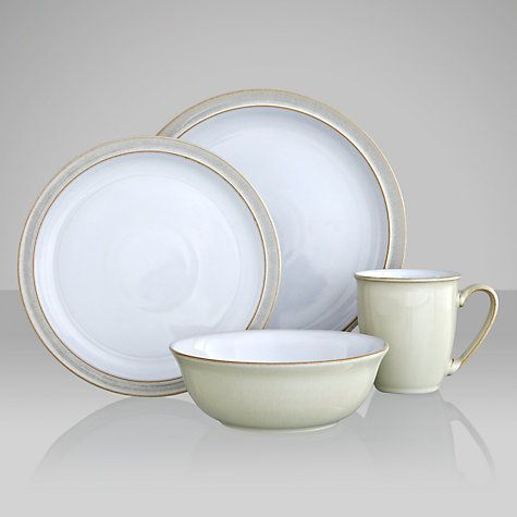 Buy Denby Linen Tableware Online at johnlewis.com & Buy Denby Linen Tableware Online at johnlewis.com | For House - Wish ...