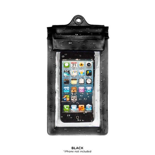 2-Pack: Waterproof Dry Bags for Devices - Assorted Colors