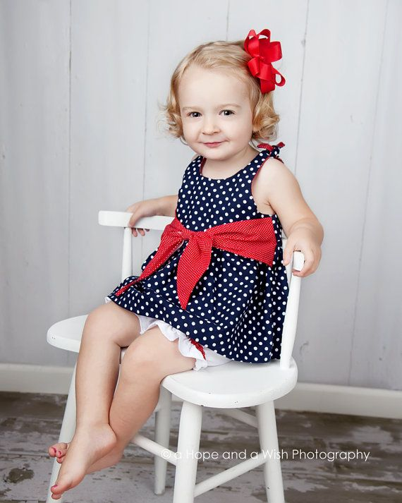 Baby and Toddler Dress and Top PDF Pattern - sundress or jumper ...