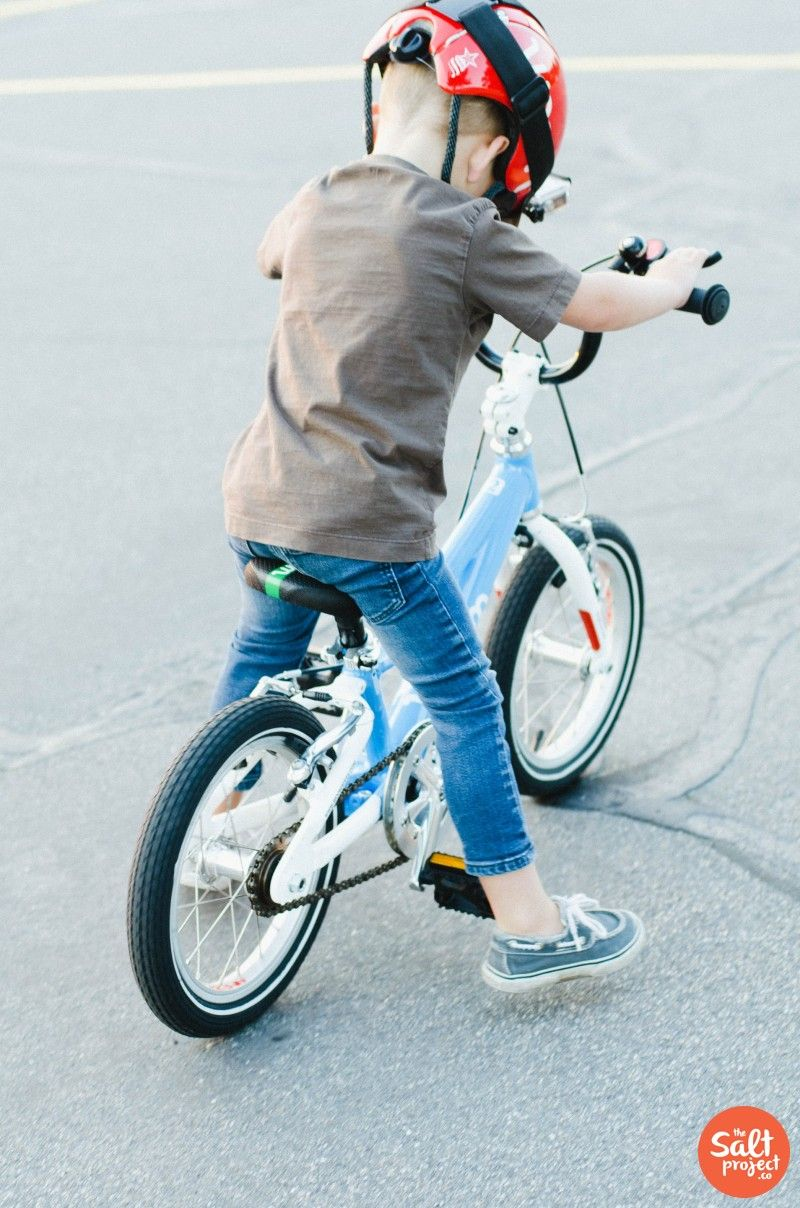 How To Teach Your Kid To Ride A Bike In 9 Minutes The Salt