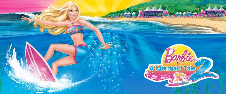 تحميل فيلم الانمى العائلى الرائع Barbie In A Mermaid Tale 2 2012 مدبلج عربى اكوام Mermaid Tale Barbie Stories Mermaid