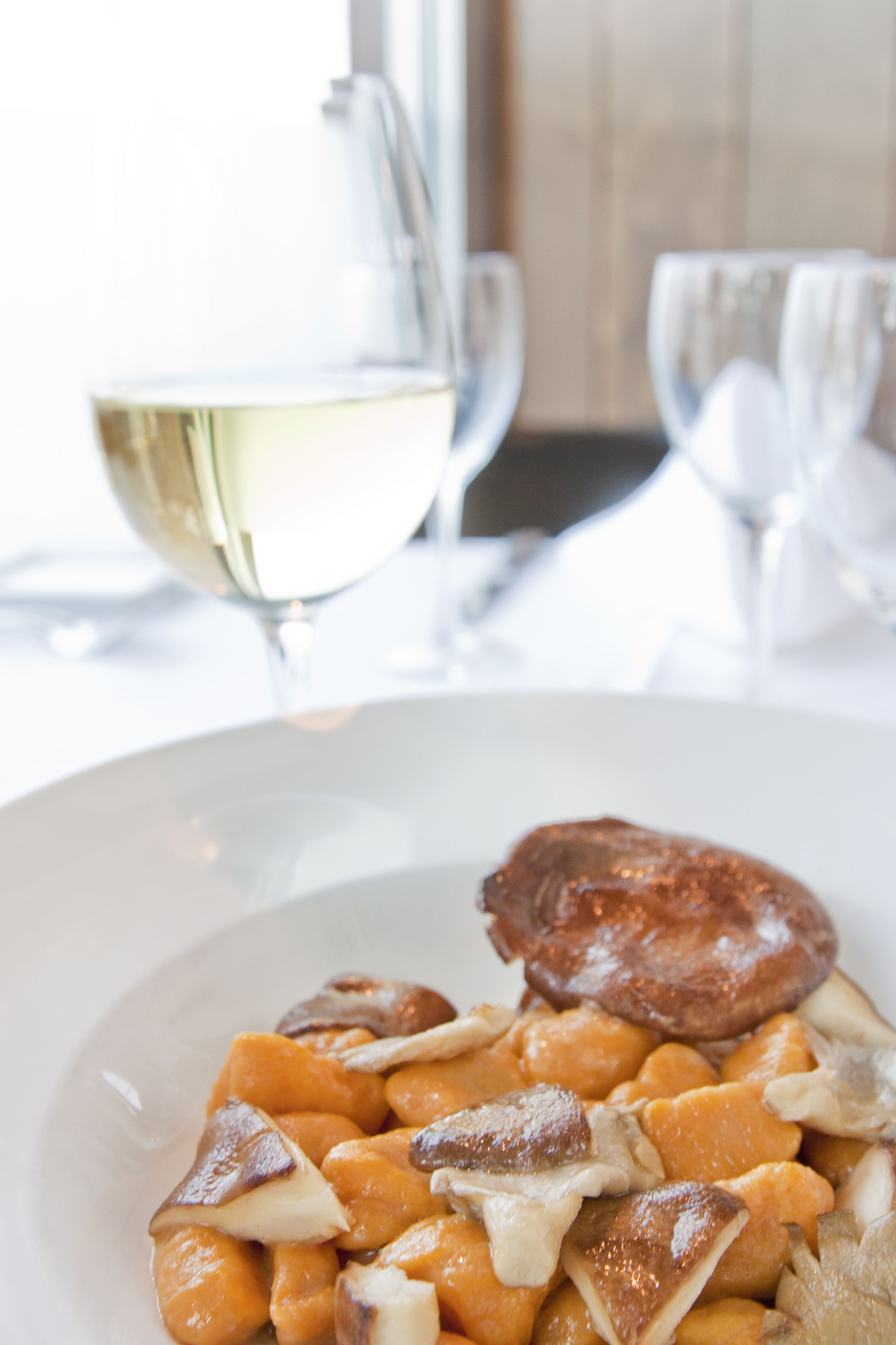Housemade Sweet Potato #Gnocchi | Our Favorite Dishes | Pinterest ...