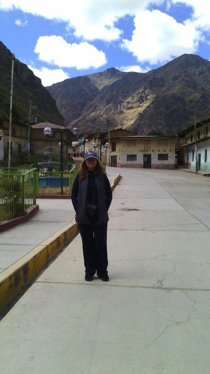 Distrito de Cullhuay Huaros - Canta - Lima- Perú