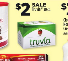Dollar General: $0.75 MONEYMAKER Truvia Sweetener through 11/1!
