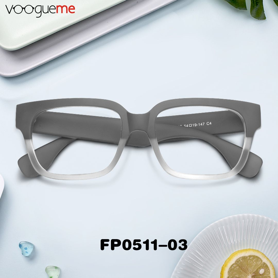 284de8ebeb Tyra Rectangle Dark Grey Eyeglasses These rectangle glasses extremely  flatter the women and men who are fashionable. Made of high-quality  plastic