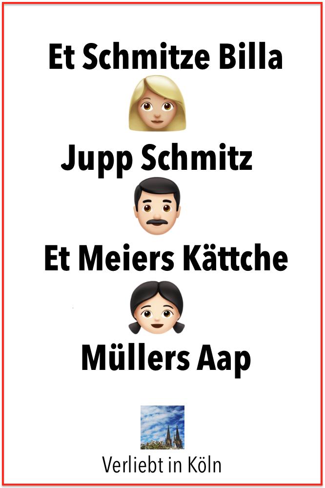 49 Namen An Denen Du Leute Erkennst Die Aus Koln Kommen Koln Kolsch Spruch Koln Deutschland