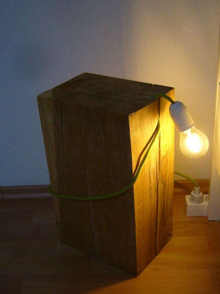 Streuner & Träumer: Nachttisch-Lampe