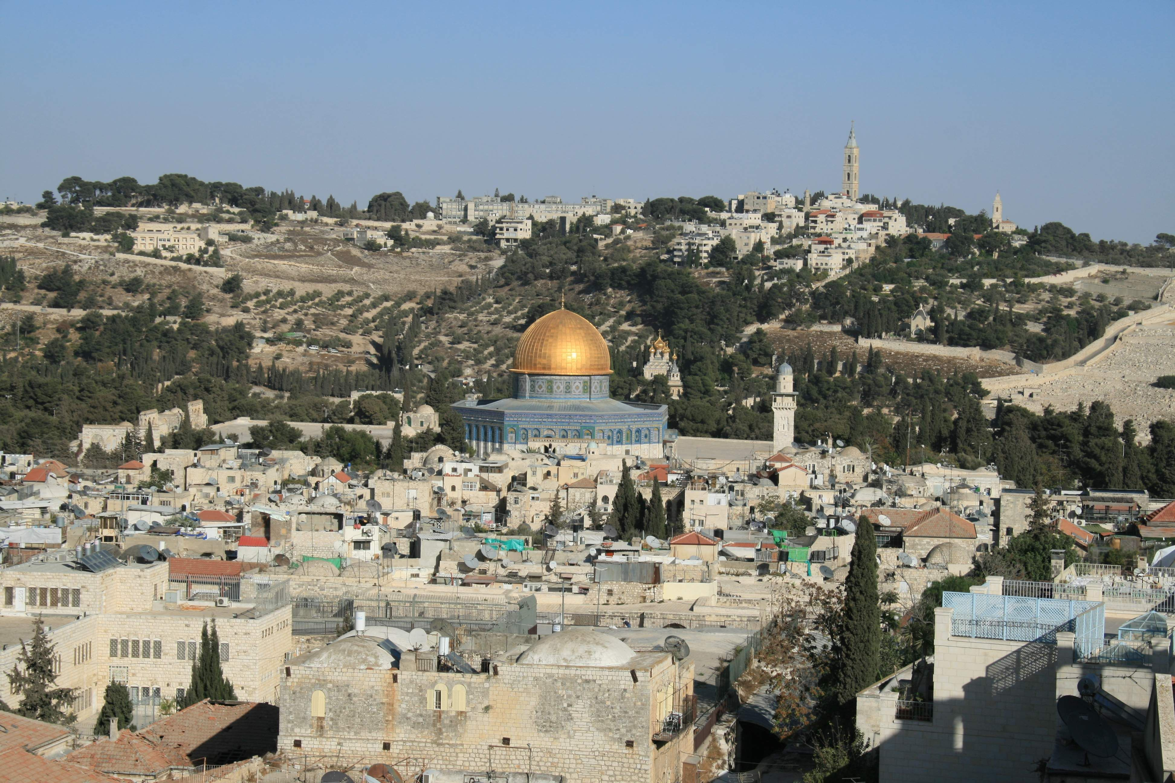 Bethlehem Israel | O The Places You Will Go (Or I'd Like ...
