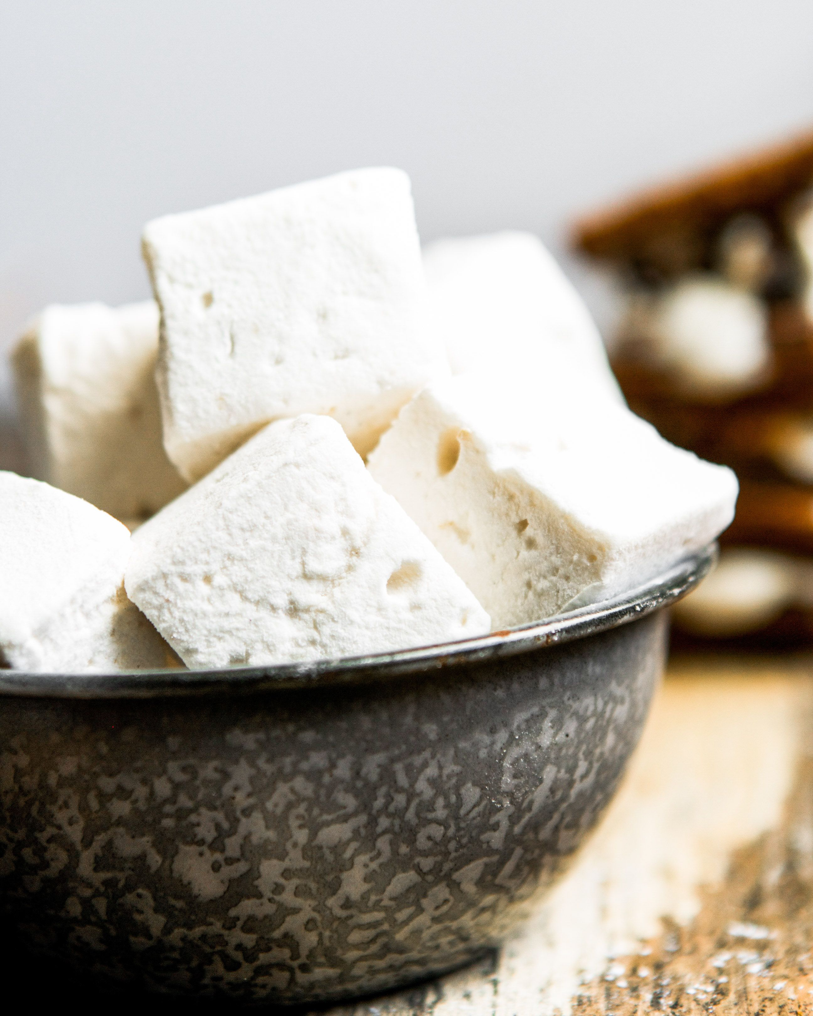 How to Make Healthy Marshmallows