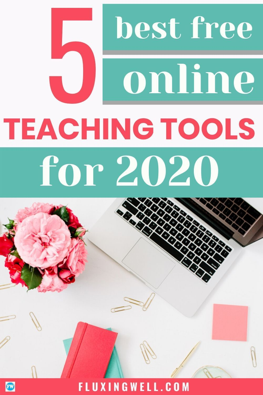 5 Best Free Online Teaching Tools for 2020 #freereadingincsites