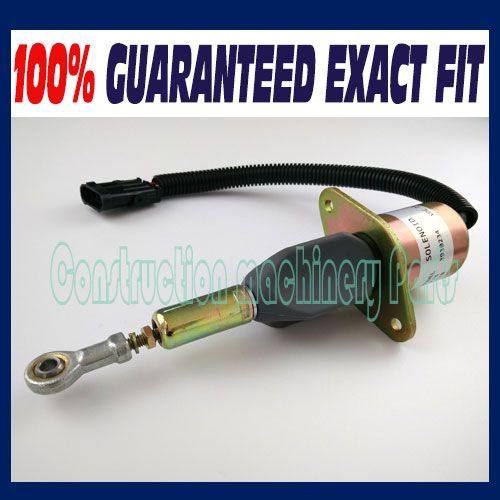 Fuel pump solenoid 6743-81-9140 PC300-6 PC300-7 PC360-7