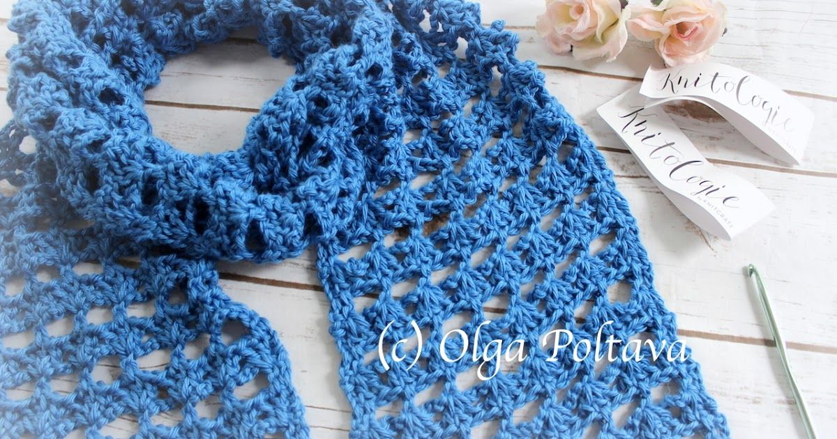 How To Crochet Lace Scarf Luxurious Knitology Yarn By Knitcrate Get 20 Off Your First Subscription Box Lacy Crochet Crochet Lace Scarf Crochet Lacy Scarf Lacy Scarf