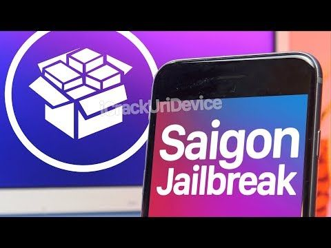 تحميل اداة كسر الحماية سايجونSaigon بيتا IOS13.3.1 بدون كمبيوتر جلبريك سايغون شبه غير مرتبط لجميع اجهزة الايفون مع الشرح مجانا
