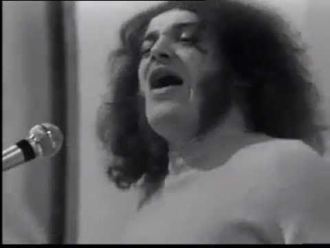 Joe Cocker She Came In Through The Bathroom Window French Tv Performance 1969 Joe Cocker Music Covers National Songs