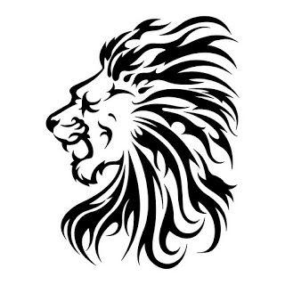 cabeza leon