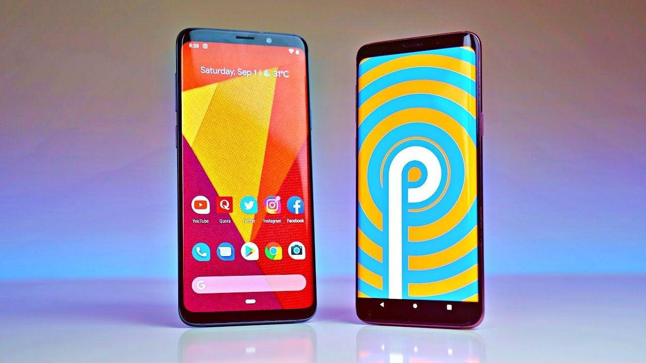 Image Result For Android Pie For S9 Best Android Phone Samsung Galaxy Samsung Galaxy S9