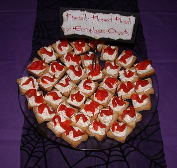 lots of great halloween themed party food and drinks i am going to use the bubbling witches brew recipe