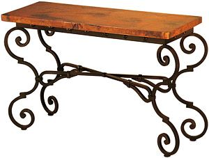 For Livingroom Or Diningroom This Wrought Iron Scroll And
