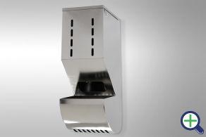 Dispenser; Glove, EP 304 SS, 1 Compartment, Wall Mtd