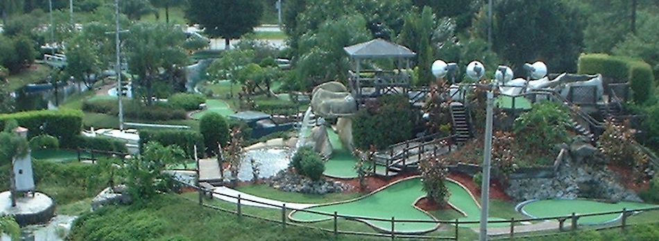 76 Golf World Stuart Florida Mini Golf Go Karts Arcade